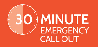 Lock smith Emergency call-out - 30 miniutes